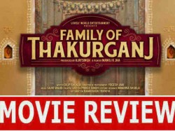 Family Of Thakurganj Film Review Story Plot Rating