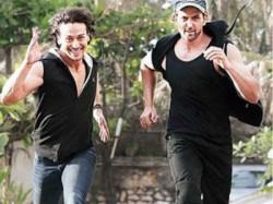 Hrithik Roshan Tiger Shroff Film Titled War Not Fighters