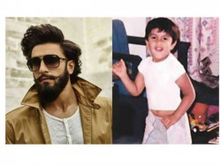 Ranveer Singh Turns 34 Have A Look His Unseen Pic And Unknown Facts
