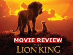 The Lion King Film Review Hindi Shahrukh Khan And Aryan Khan Win The Audiences