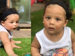 Meera Rajput Shared Two Cute Pictures Of Zain