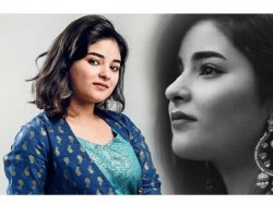 There Is Buzz Quitting Bollywood Zaira Wasim Now Seen In Big Boss