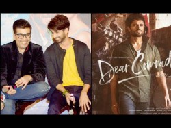Shahid Kapoor Refuse To Do Dear Comrade Remake In Hindi