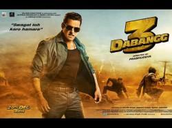 Salman Khan Turns Dialogue Writer For Dabangg 3