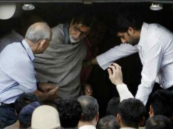 Amitabh Bachchan Rushed To Hospital After Liver Dysfunction