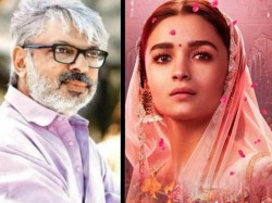 Sanjay Leela Bhansali Announces His New Film Gangubai Kathiawadi Stars Alia Bhatt