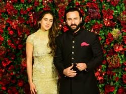 Saif Ali Khan Talk About Sara Ali Khan Relation With Kartik Aaryan