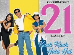 Kuch Kuch Hota Hai Turns 21 Know Hilarious Incident Between Karan Johar Salman Khan