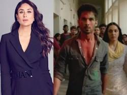Kareena Kapoor Khan Reacts On Shahid Kapoor Kabir Singh