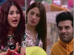 Bigg Boss 13 Day 11 Preview Video Fight For Report Card Aarti Singh Paras And Shahnaz