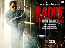 Salman Khan Radhe Your Most Wanted Bhai Shoot Delayed Film To Release In 2021