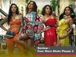 Four More Shots Please 2 Review In Hindi Kirti Kulhari Sayani Gupta 4 Girls Life Thoughts