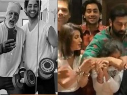 Amitabh Bachchan Grandson Agastya Nanda Get Bollywood Film Offers Karan Johar May Launch Reports Say