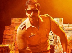 Ajay Devgn Singham Clocks 9 Years Mass Entertaining Blockbuster