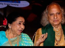 Asha Bhosle Expresses Grief Over Passing Away Of Pandit Jasraj