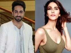 Ayushmann Khurrana And Vaani Kapoor S Athlete Film Will Start From October 2020