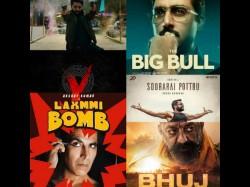 Upcoming Movies To Release On Ott From Akshay Kumar Laxmmi Bomb To Suriya Soorarai Pottru