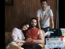 Ayushmann Khurrana And Vaani Kapoor S Abhishek Kapoor Film Titled Chandigarh Kare Aashiqui