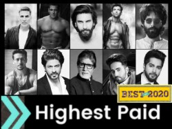 Best Of 2020 Highest Paid Bollywood Actors Of 2020 Akshay Kumar At Number 1 Top 20 List