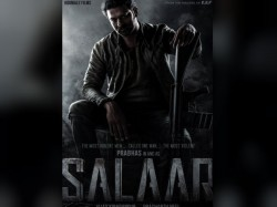 Prabhas Announced His Upcoming Film Title As Salaar Directed By Kgf Director