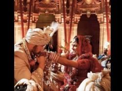 Nick Jonas And Priyanka Chopra Share Unseen Wedding Pictures
