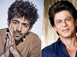 Kartik Aaryan Teams Up With Shah Rukh Khan And Ajay Bahl For Upcoming Film