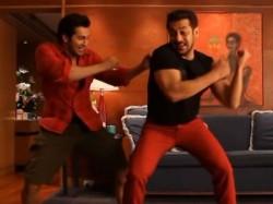 Varun Dhawan Salman Khan Dance Number In Aayush Sharma Movie Antim Says Reports