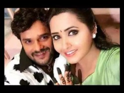 Bhojpuri Actress Kajal Raghwani Instagram Post For Khesari Lal Yadav