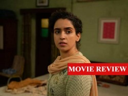 Pagglait Movie Review Released On Netflix Starring Sanya Malhotra