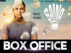 Saina Parineeti Chopra Film Opening Box Office Friday Day 1 Occupancy Report March 26