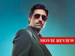 The Big Bull Review Disney Plus Hotstar Vip Film Starring Abhishek Bachchan