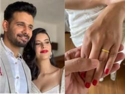 Pics Naamkaran Actor Viraf Patel Marries Saloni Khanna In Court Wears Rubberband Instead Of Ring