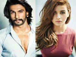 Ranveer Singh And Alia Bhatt Starrer Upcoming Film Title Will Be Prem Kahani