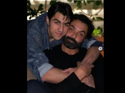 Bobby Deol Share His Son Aryaman Photo Fans Compare With Dharmendra And Tom Cruise