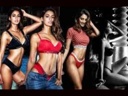 When Disha Patani Broke The Internet With Hottest Lingerie Photoshoot