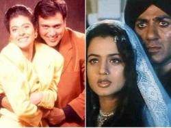 Gadar Completes 20 Years Original Cast Govinda Kajol Flop Climax Changed Box Office Beat Baahubali 2