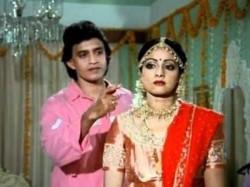 Mithun Chakraborty S Secret Marriage With Sridevi Controversial Affair