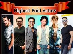 Ajay Devgn Akshay Kumar Enter 100 Crore Plus Fees Club See Top 20 Highest Paid Actors Of Bollywood