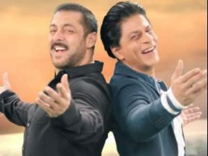 थोड़ा सा WAIT कर लो....पूरी पिक्चर में सलमान ही सलमान है - शाहरूख खान!