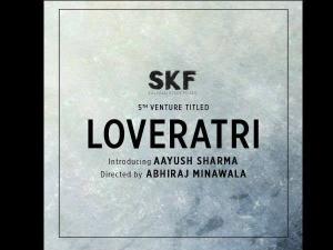 जबरदस्त.. सलमान खान की अगली बड़ी फिल्म 'लवरात्रि'.. Hint- धमाकेदार डेब्यू