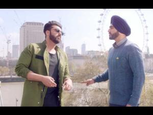 ''शाहरुख खान की फिल्म से.. मैं अपनी फिल्म की तुलना क्यों करूं....''