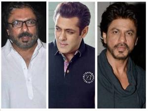संजय लीला भंसाली और सलमान खान के साथ अगली फिल्म- शाहरुख खान ने दिया जवाब