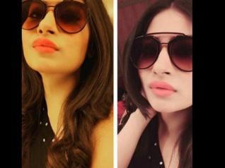 PICS..प्रियंका चोपड़ा और शाहरुख खान के बाद..आ गई मौनी रॉय की हमशक्ल!