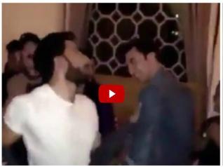 #ViralVideo: दीपिका के सामने रणबीर - रणवीर का टल्ली डांस