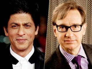 शाहरूख खान और HOLLYWOOD.. ''खुशी होगी यदि शाहरूख के साथ काम कर पाऊं..''