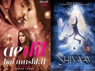 शिवाय vs ऐ दिल है मुश्किल.. ना कपूर, ना KHAN.. अब बजेगा अजय देवगन का डंका!