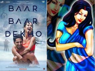 OOoo: कैटरीना की फिल्म में पॉर्न किरदार 'सविता भाभी' पर बवाल!
