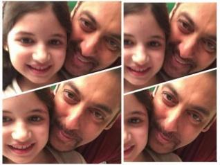 #ShootPics: अपनी मुन्नी के साथ फिर शूट कर रहे हैं सलमान खान