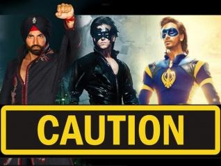 #WARNING: प्रिय टाइगर, एक साथ सिंह इज़ किंग और कृष नहीं बनाई जाती