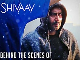 VIDEO: अजय देवगन की 'शिवाय'.. ऐसे हो रही है SUPERHIT तैयारी